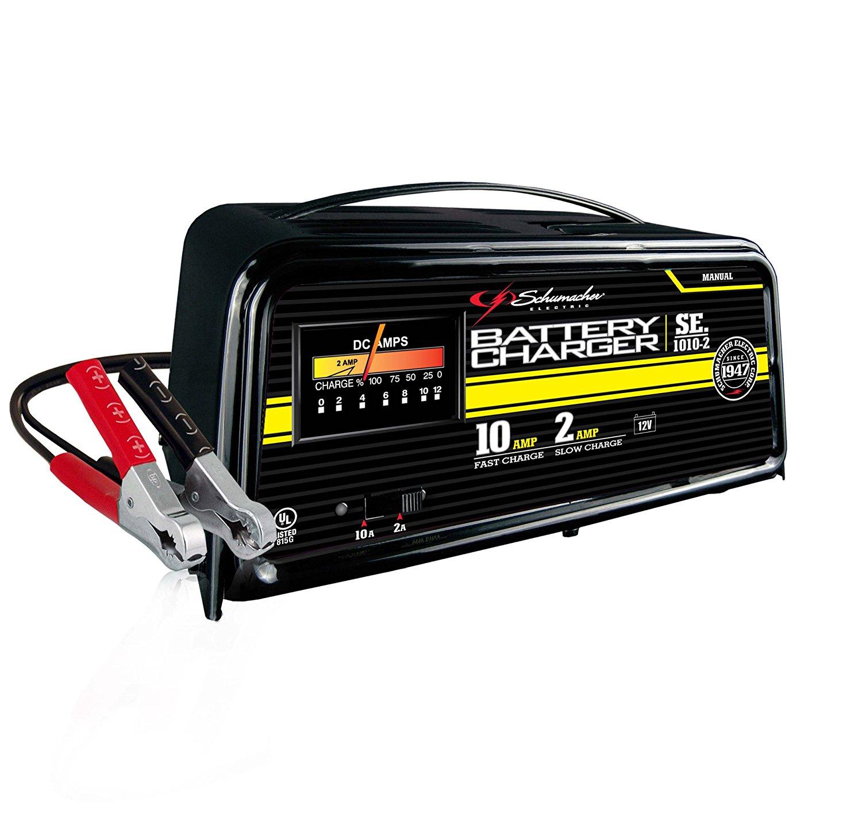 Schumacher Battery Charger Manual >> Schumacher 12 Volt 10 2 Amp Manual Charger