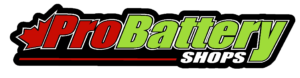 Pro Battery Shops Logo